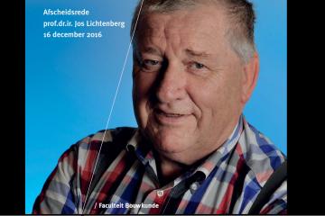 Afscheidsrede Jos Lichtenberg